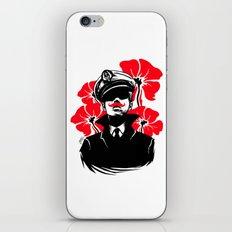 Oh capitán! iPhone & iPod Skin