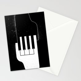 Music Hands Stationery Cards