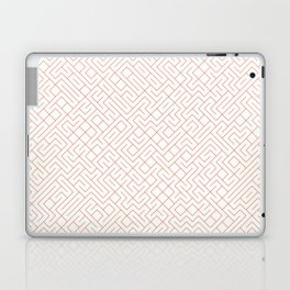 10 Print: Thin Red Laptop & iPad Skin