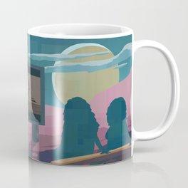 Drive in Theater Coffee Mug