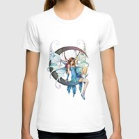 fairy T-shirts featuring Fairy by clayscence