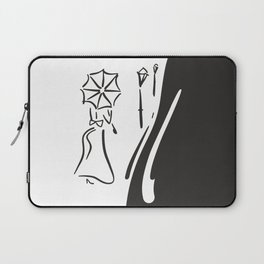 Afternoon Stroll Laptop Sleeve