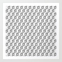 Snoozone Art Print