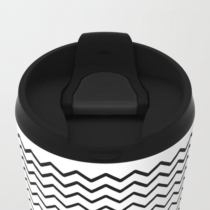 Hemingway Metal Travel Mug