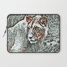 NewArt Animal Lion Laptop Sleeve
