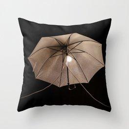 UmbreLamp Throw Pillow