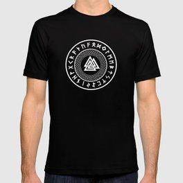 Valknut - Wotans Knot - Odin Rune T-shirt