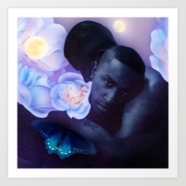 Let Him Love You Art Print
