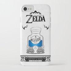 Zelda legend - Blue potion  iPhone 7 Slim Case