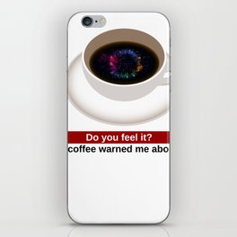 Deadly premonition iPhone Skin