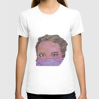 sister T-shirts featuring sister by Elide G