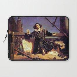 Matejko-Astronomer Copernicus-Conversation with God Laptop Sleeve