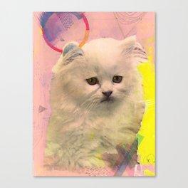 *meooooowmix* Canvas Print