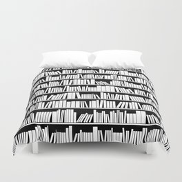 Read 'em and Weep Duvet Cover