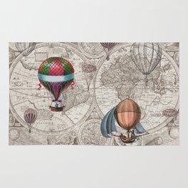 Hot Air Balloons Rug
