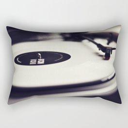 Koji Vinyl Rectangular Pillow