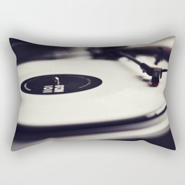 Koji Vinyl Rectangular Pillow