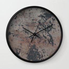 2017 Composition No. 11 Wall Clock