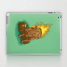 Bad Day Log Laptop & iPad Skin