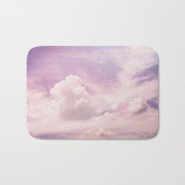Light Pink Sky Bath Mat