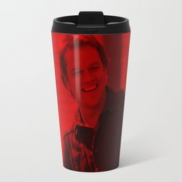 Matt Damon - Celebrity (Photographic Art) Travel Mug