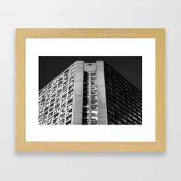 Tower Framed Art Print