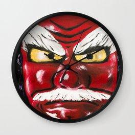 tengu Wall Clock