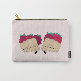 Fists / GRL PWR Carry-All Pouch