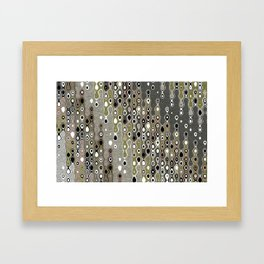 Geo Flow Framed Art Print