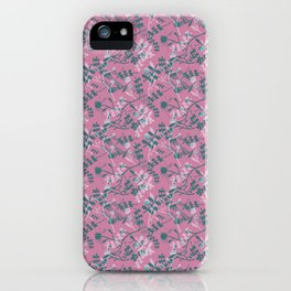 Tulle I + iPhone Case