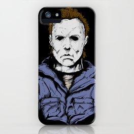 He's Back! Happy Halloween! iPhone Case