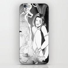 B & W No.7 iPhone & iPod Skin