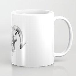 RAM SKULL PIXEL Coffee Mug