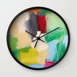 Urban Renewal Wall Clock