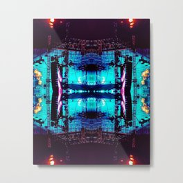 Psychedelic Festival 008 Metal Print