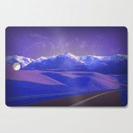Magical Road Trip Cutting Board