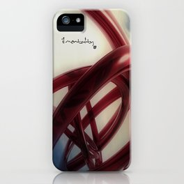 Ill Mentality iPhone Case