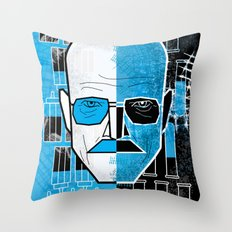 Walter White Throw Pillow