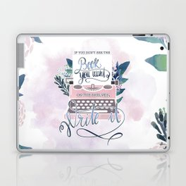 IF YOU DON'T SEE THE BOOK YOU WANT Laptop & iPad Skin