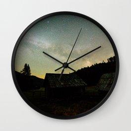 Milkyway Prebersee Wall Clock