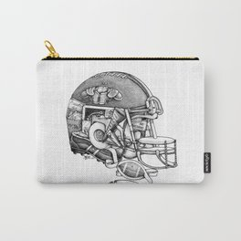 Football Helmet Carry-All Pouch
