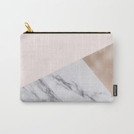 Rosy layers Carry-All Pouch
