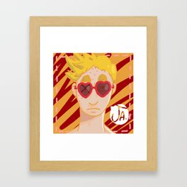 Like Lolita Framed Art Print