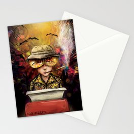 Maintain Stationery Cards