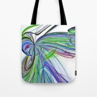 tie dye Tote Bags featuring Tie Dye by Shalisa Photography