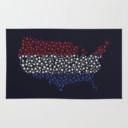 The Territory of the United States II Rug