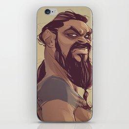 Drogo iPhone Skin