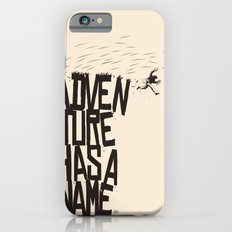 Adventure Has A Name iPhone 6s Slim Case