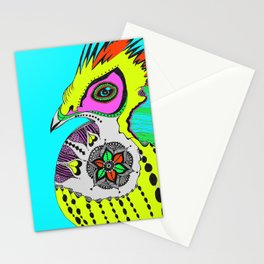 The lazy flightless Himalayan Pheasant Stationery Cards
