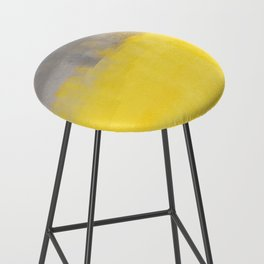 A Simple Abstract Bar Stool